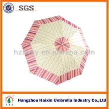Lady Gitter Stil Regenschirm