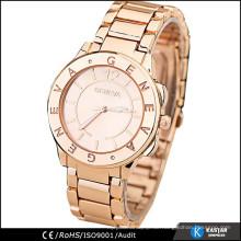 Top-Mode Genf Uhren Damen, Luxus-Uhr