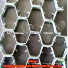 Loch-Abstand 2cm-6cm Edelstahl Schildkröten-Schalen-Ineinander greifen (Fabrik)