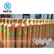 7.5M3 industrial welding sell nitrogen gas cylinder