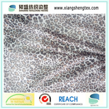 100% Polyester Pfirsich Chiffon Bedrucktes Gewebe