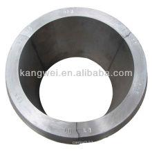 ISO9001 cnc usinado peças de alumínio anodizado