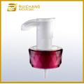 Pompe de lotion cosmétique pour bouteille en verre