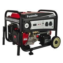 5kw/6kw CE Electric/Recoil Start Gasoline Generator (FB6500E) for Home Use