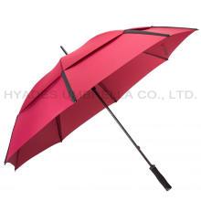 Large Double Canopy Golf Umbrella