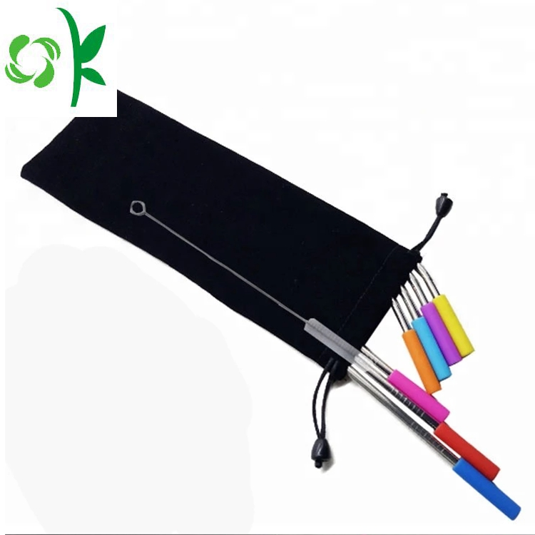 Silicone Straw Case