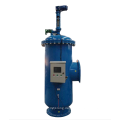 Automatischer elektrischer saugender selbstreinigender Wasserfilter
