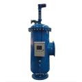 Filtro de água auto-limpeza de sucção elétrica automática