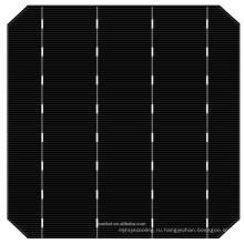 новый 6*6 высокая эффективность моно солнечных батарей 5ББ панели солнечных батарей клетки 5Вт