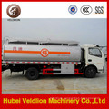 Hot Sale Dongfeng 120HP Oil Tanker 6ton