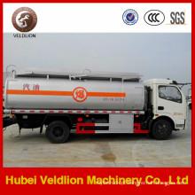 Venda quente Dongfeng 120HP Petroleiro 6ton