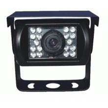 1200tvl de metal de coches de visión trasera impermeable cámara de circuito cerrado de televisión (sx-602ad-12)