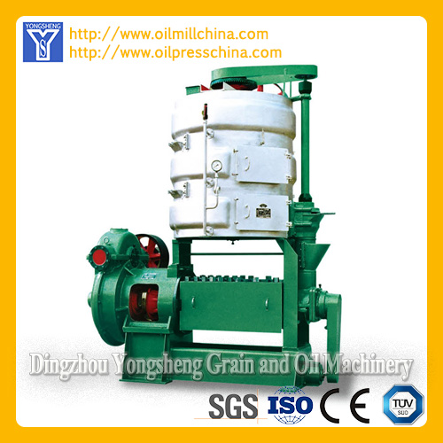 202 Oil Press Machine
