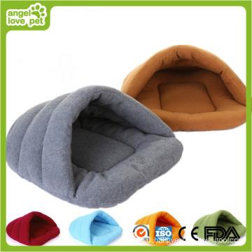 Cotton Warm Pet Bed Pet Sleeping Bag (HN-pH563)