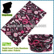 2013 bufandas multi del uso del Headwear del cuello ¡Bufanda inconsútil de múltiples funciones del tubeHead del Bandana del tubo! LSB139