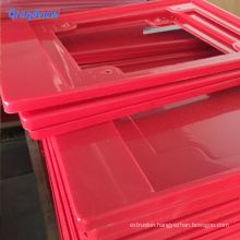 vacuum processing ABS thermoforming plastic sheet