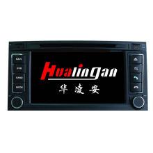 Car Audio Reproductor de DVD para Volkswagen Touareg / T5 Multivan (HL-8601GB)