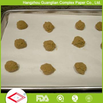 405X710mm Back- und Kochpapier Backblech Auskleidungsbleche
