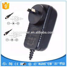Good Quality 12V 2A AC/DC Power Adapters with Euro/UK/US plug power ac adapter