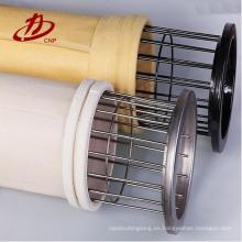 Bolsa de filtro de purifiur de aire separador de polvo industrial