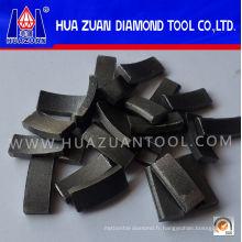 Foret de puissance de segment de diamant de haute qualité pour renforcer le béton