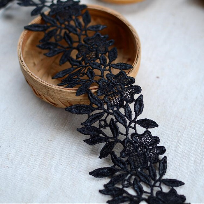 Sequin Flower Embroidery