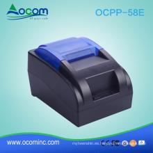 barato impresora térmica del recibo de la CC 12v para el boleto