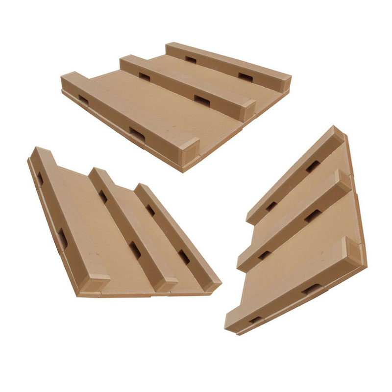 Logistics paper card board