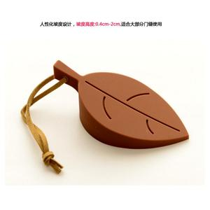 Silicone Rubber Cute Sliding Door Stopper