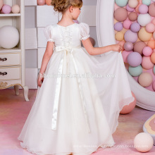 Großhandel Weiß Baby Abend Tüll Kleid Baby Mädchen Kleid Preise für Party