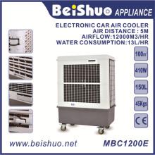 150L 410W Refrigerador de ar grande do ar da potência para a indústria / garagem