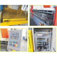CE TUV Hydraulic Plate Bending Machine (WC67)