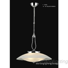 Home Modern Glass Pendant Light
