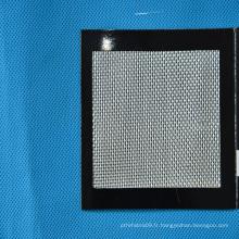 Tissus en fibre de verre, Tissu de fil de fibre de verre, Tissu tissé en tissu, Tissu simple