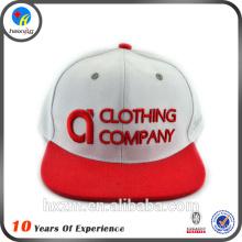custom flat brim customized snapback hats
