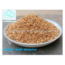 Walnussschale für Wasserfiltration / abarsive / polierend
