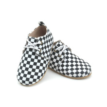 Sapatos de moda New Crib Hard Sole Shoes Kids