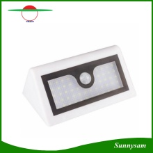 Solar Lights Super Bright 50 LED Solar Powered Motion Activated Security Wall Light Wireless Waterproof Outdoor Light for Garden