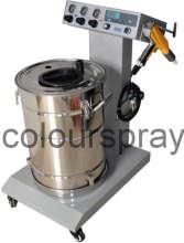 Complete Powder Coating System Paint Gun Coat Kit (610)