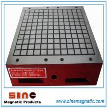 Gitter Super Permanent Magnetisches Spannfutter / Sucher (Bearbeitungszentrum, CNC Fräsen)