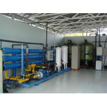 240m3/Day Seawater Desalination