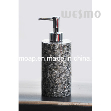 Sandstone Polyresin Soap Dispenser