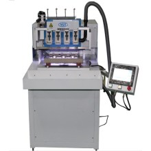 4 axis induction coil winding machine