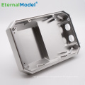 EternalModel Red color Custom Metal Accessories Cnc Turning Parts Service