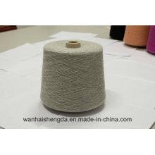 100% lin / lin à tricoter / tissage fil 24nm / 1
