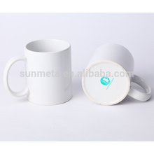 White Blank Sublimation Transfer Heat Press Coffee Mug
