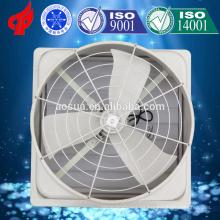 850 Ventilador de taller de ahorro de energía Ventilador de escape de aire FRP