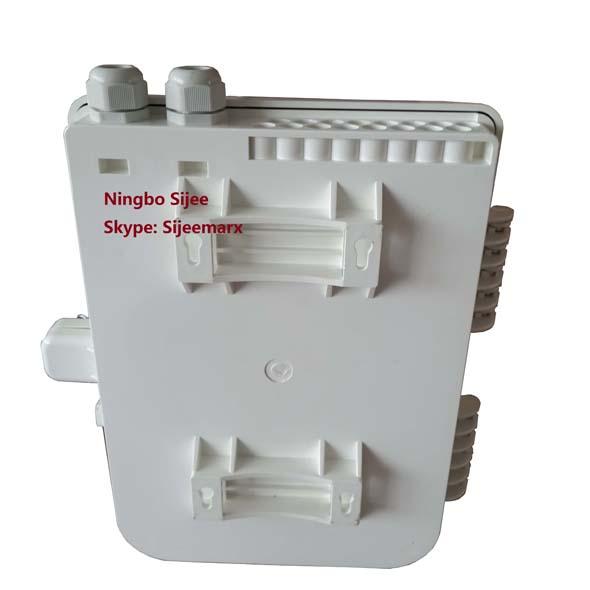 fiber splitter FTTH termination box
