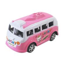 Cheap Promotion Plastic Tire hacia atrás el juguete del coche