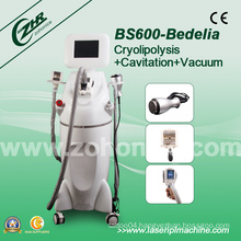 Cavitation Vacuum Cryolipolysis Multi Function Beauty Equipment for Fat Freeze Weight Loss